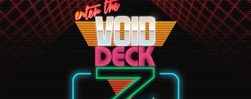 Enter The Void Deck 7   80's Hip Hop Edition