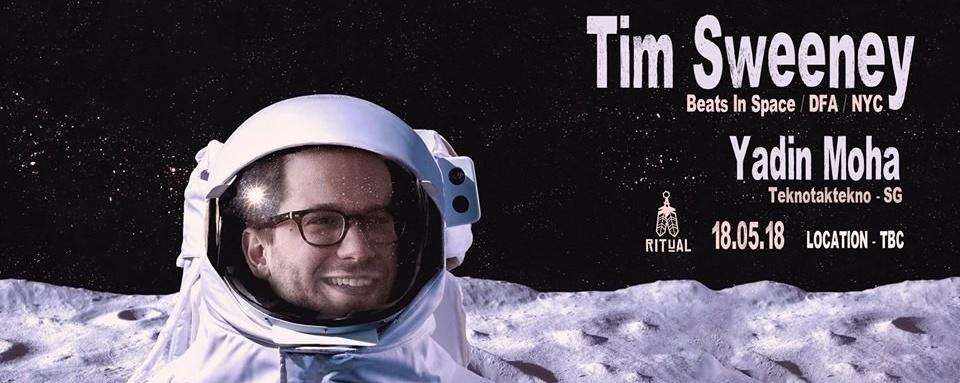 Ritual Feat. Tim Sweeney (Beats In Space / DFA / NYC)