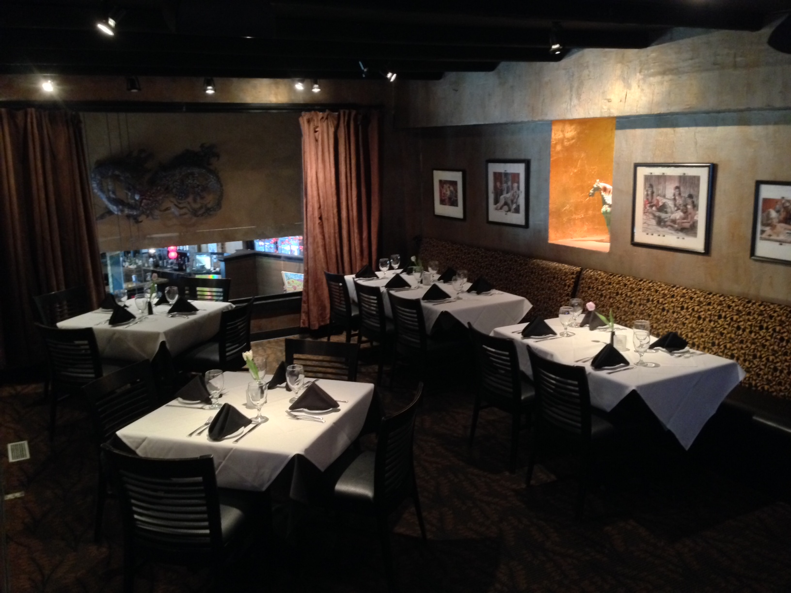 Jewel Private Dining Room Venue For Rent In Kansas City