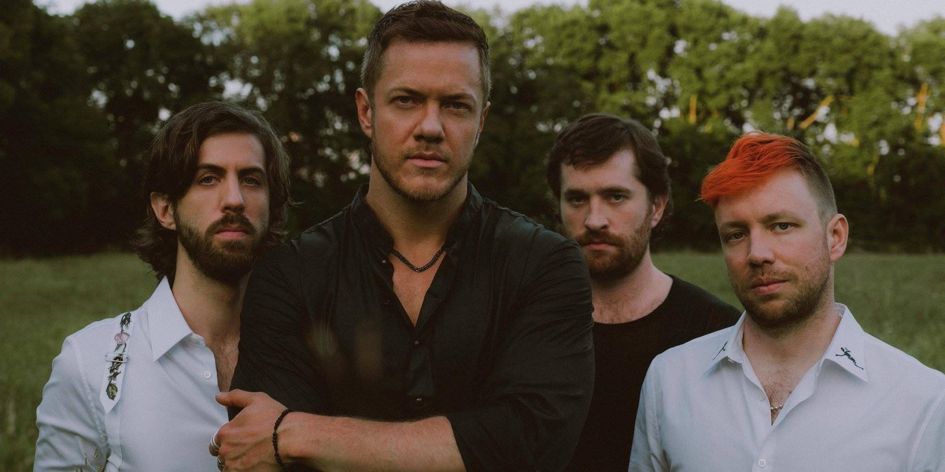 Imagine Dragons announce new album 'Origins'