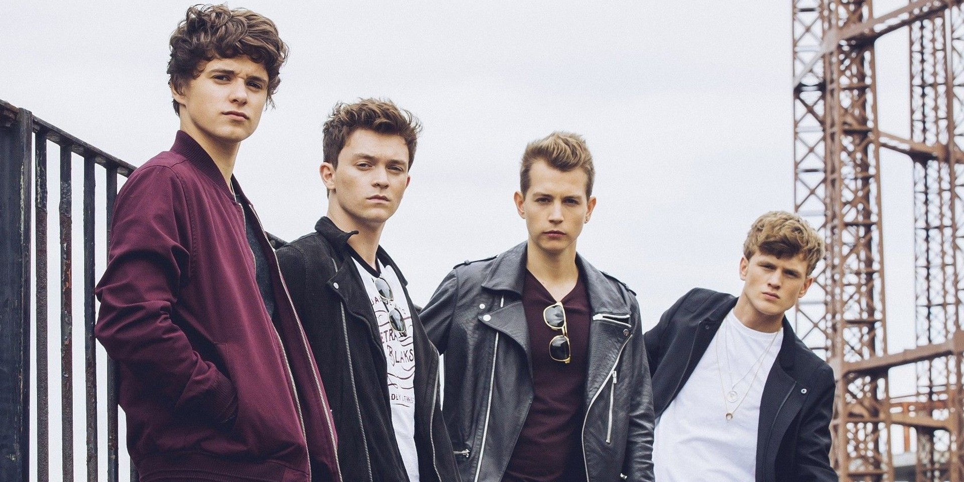 The Vamps return to Manila for an intimate acoustic show