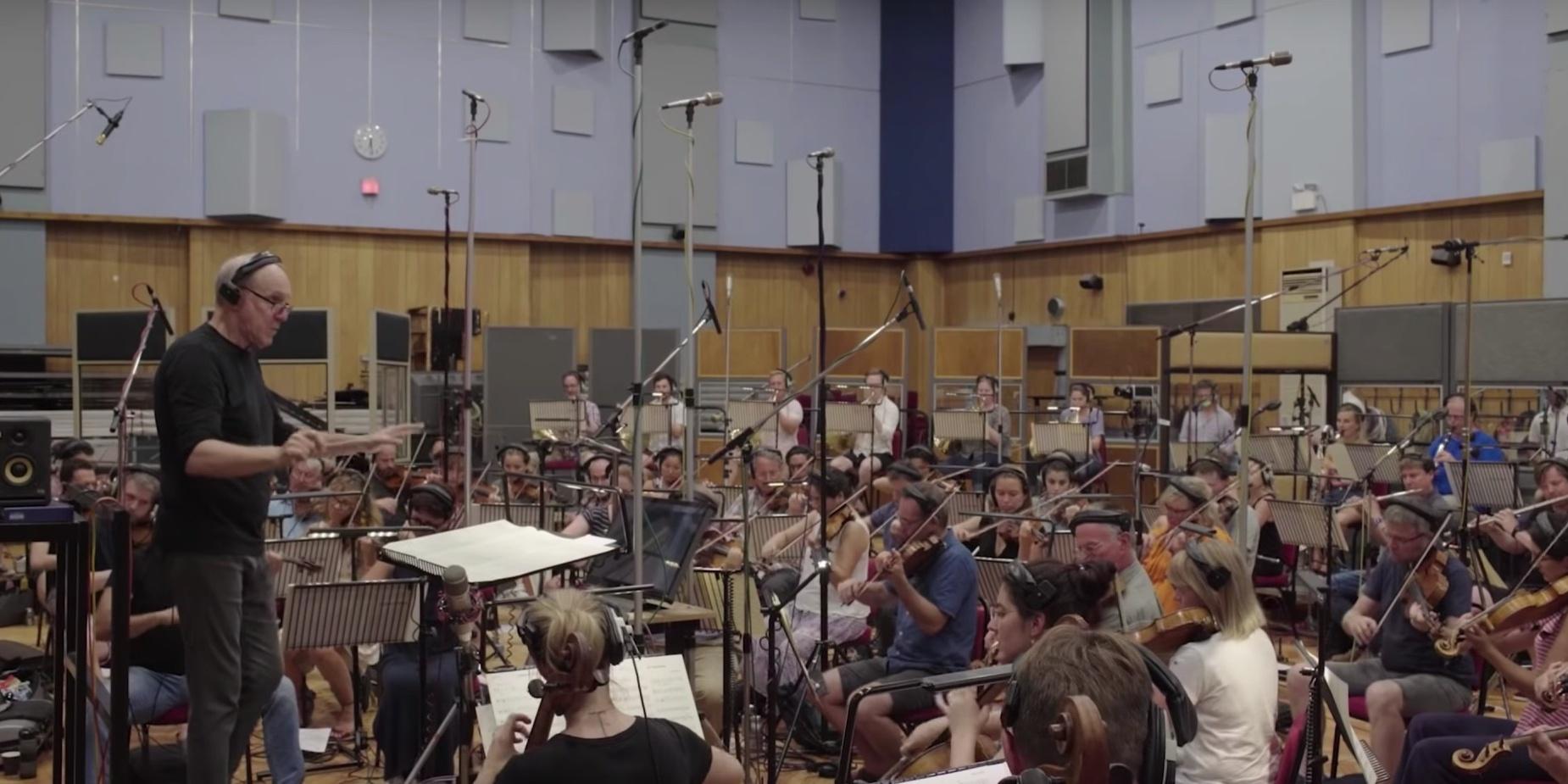 John Williams composes new Star Wars theme for Disneyland attraction – listen