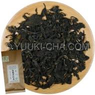 Organic Miyazaki Oolong-Black Tea Kanayamidori from Yuuki-cha