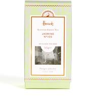 Green tea with Jasmine from Harrods