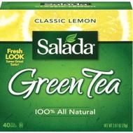 Green Tea, Classic Lemon from Salada