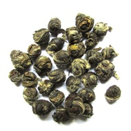 Fujian Dragon Pearls Jasmine Tea from What-Cha