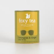 Lemongrass & Ginger from Foxy tea