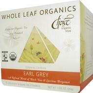 Earl Grey Whole Leaf Organics from Choice Organic Teas