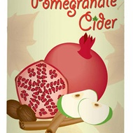 Pomegranate Cider from Zhena's Gypsy Tea