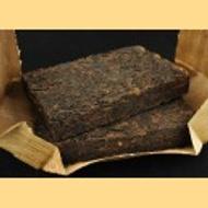"""2005 Wild Tree """"Ye Sheng Cha"""" Raw Puerh Tea Brick of Dehong from Yunnan Sourcing"""