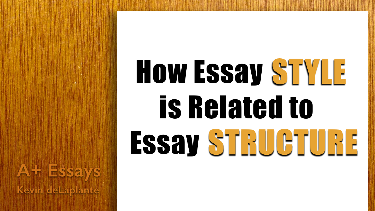 Essay For High School Students Video Thumbnail Essay About Science also Jane Eyre Essay Thesis How Essay Style Is Related To Essay Structure  The Critical Thinker Essay Samples For High School Students