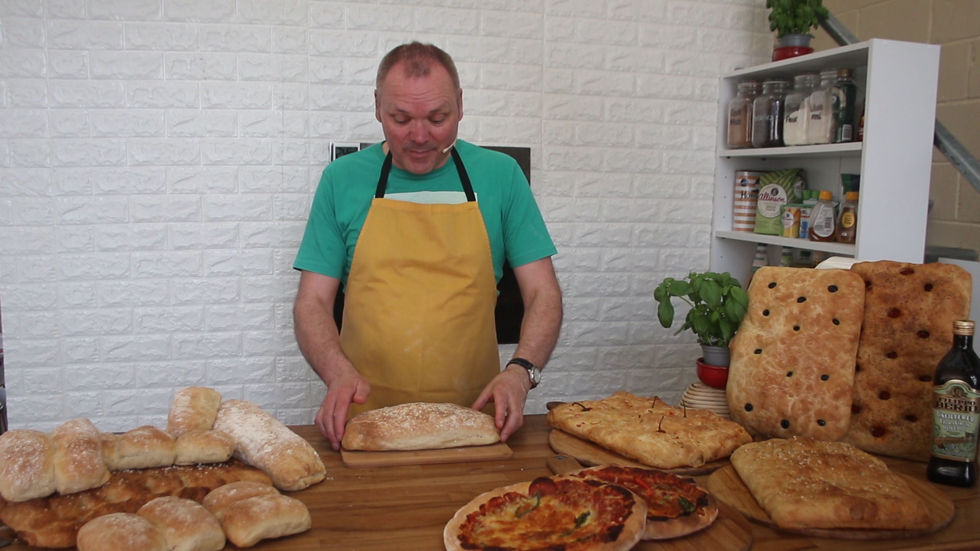 Italian Breads Course