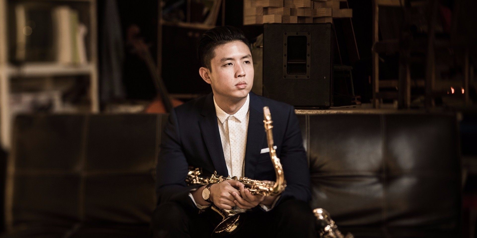 Singaporean saxophonist Daniel Chia to perform with Larry Carlton and Paul Brown in the US