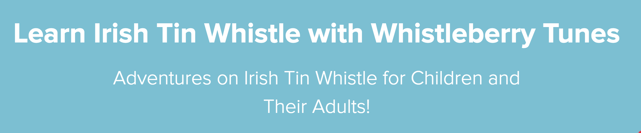 Learn Tin Whistle