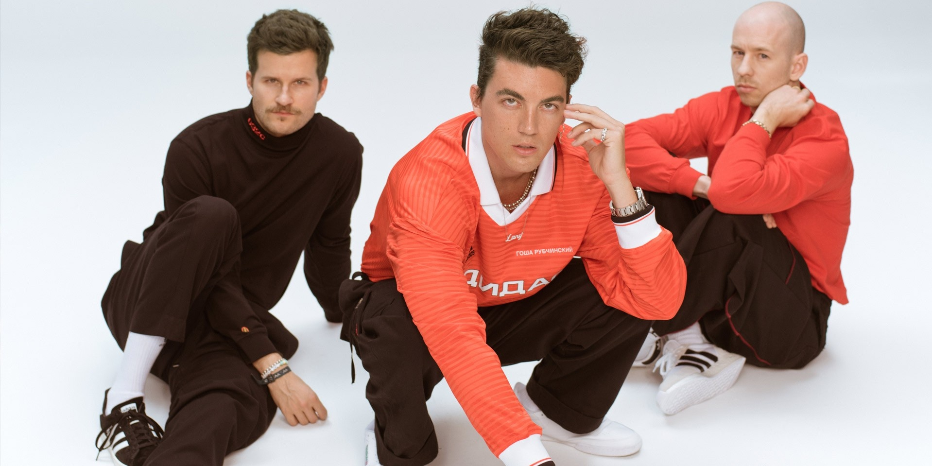 LANY drop lyric video for new hopeful single 'Thru These Tears' – watch