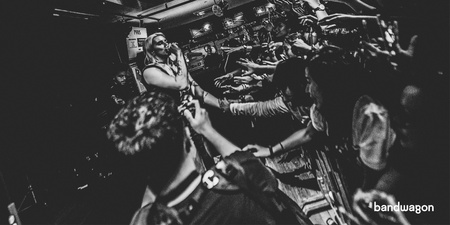 PVRIS make heaven on earth for one night in Singapore – photo gallery