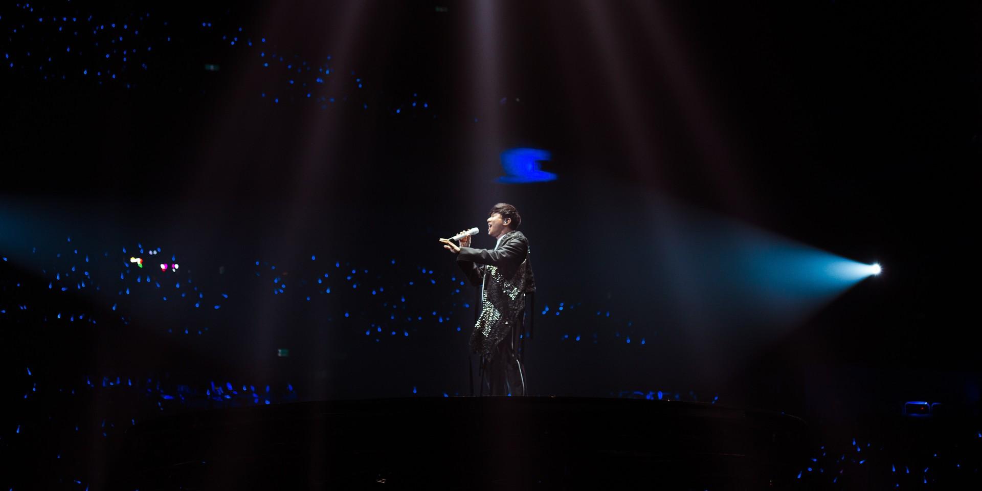 """JJ Lin announces new """"Sanctuary"""" world tour"""