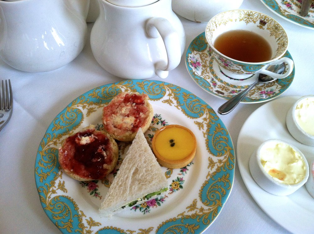 AFTERNOON TEA DELIGHT!