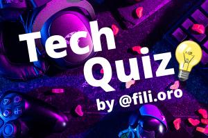 Tech Quiz - Dal 16 Giugno Al 12 Luglio
