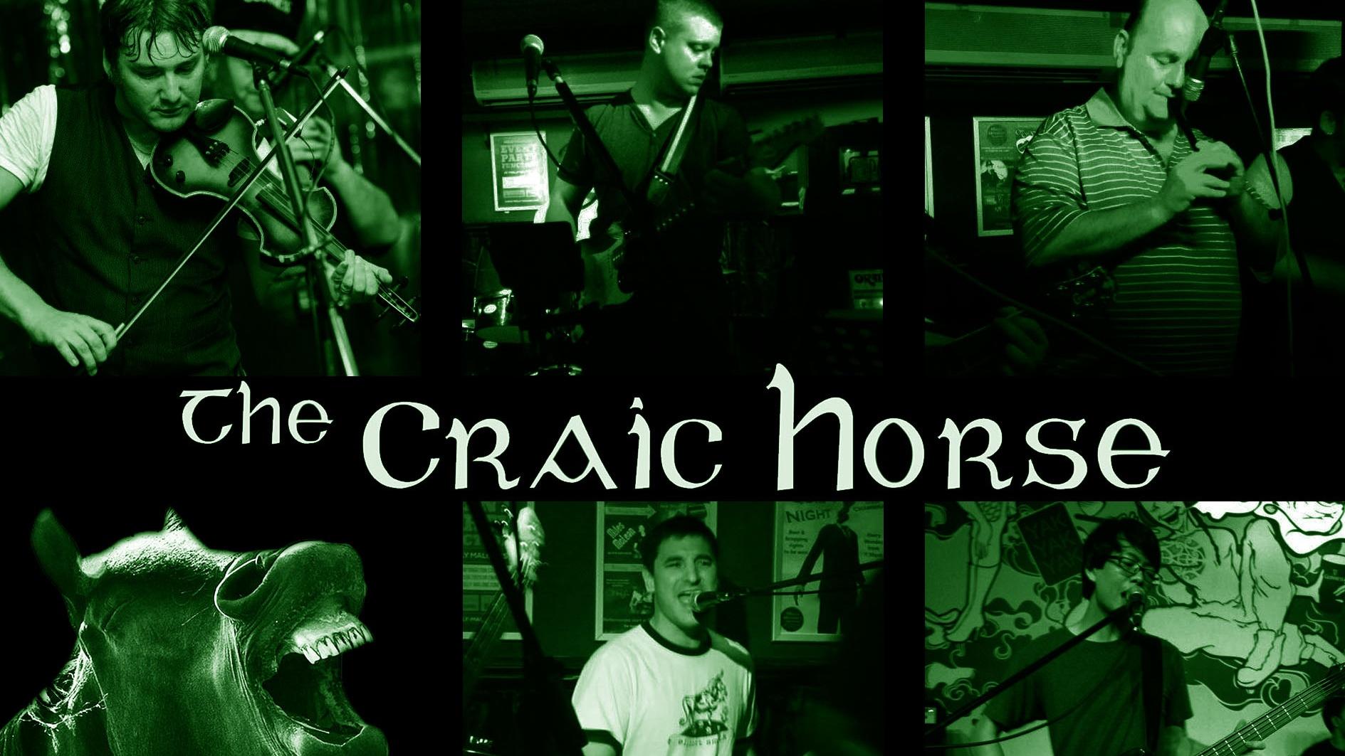The Craic Horse
