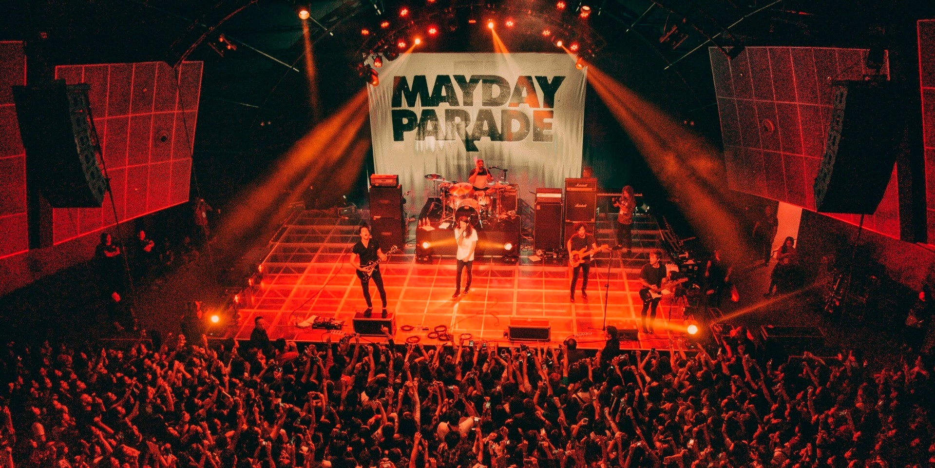 Mayday Parade To Bring A Lesson In Romantics 10 Year Anniversary Tour Manila