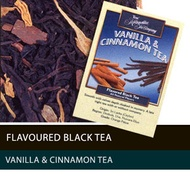 Vanilla & Cinnamon Naturally Flavoured Black Tea from Metropolitan Tea Company