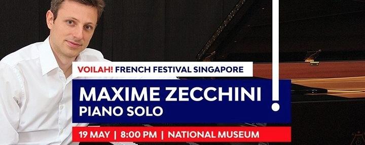 Maxime Zechini - Piano Solo