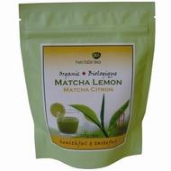 Organic Matcha Lemon from Two Hills Tea