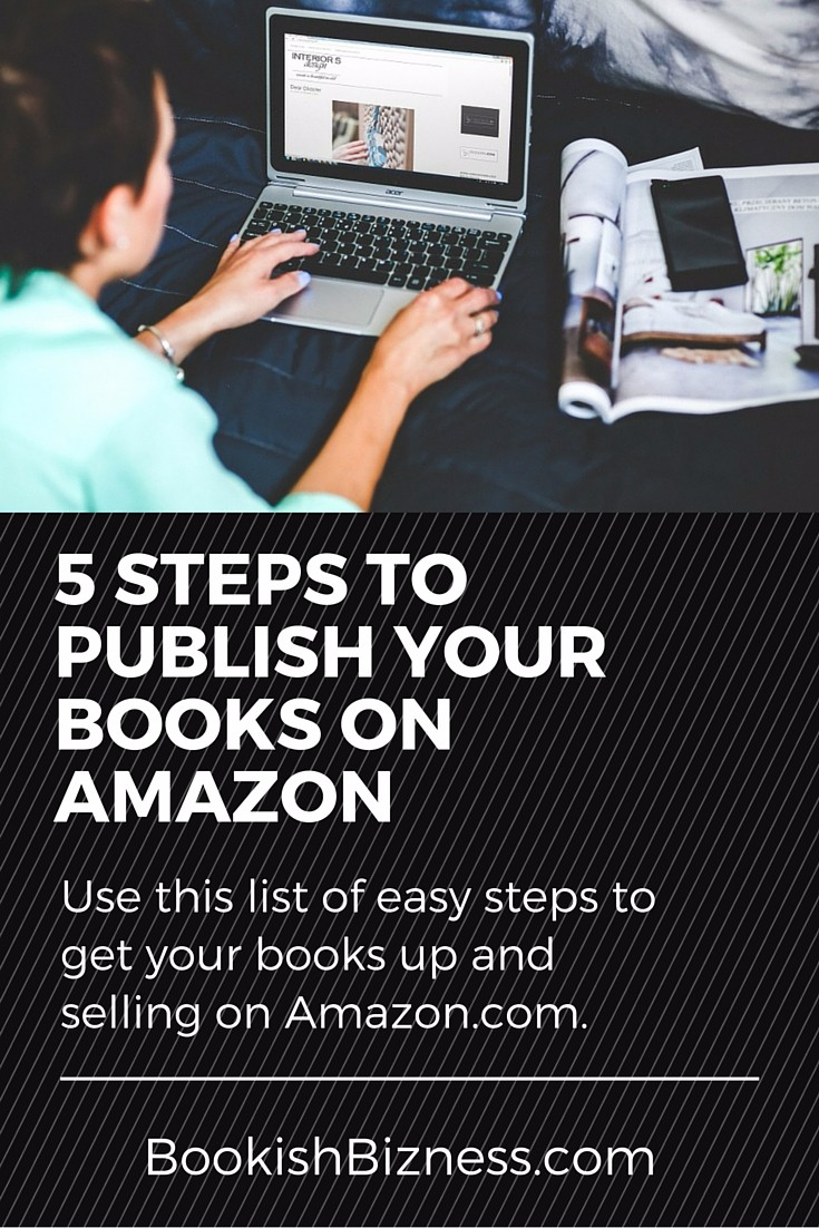 What are the best steps to take to get your book published.?