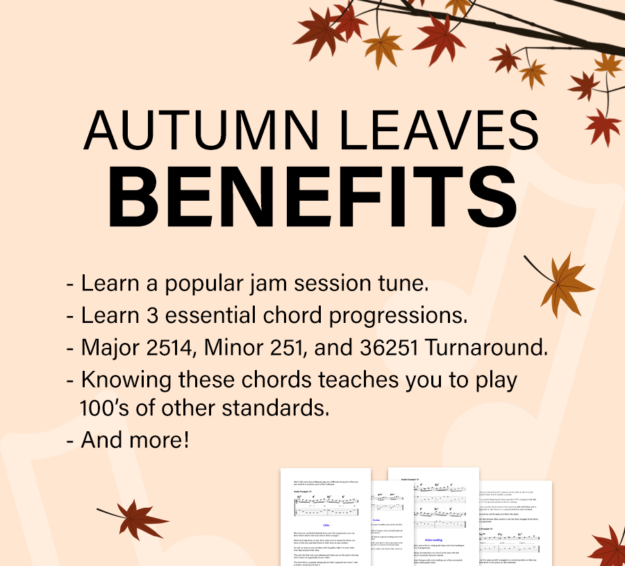 Autumn Leaves Benefits