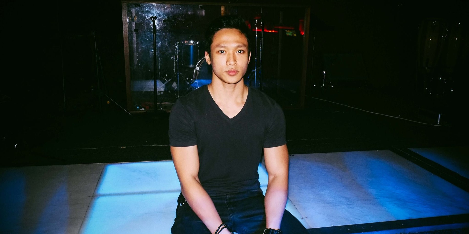 Renowned Singaporean drummer Junaidi Kusnong partners with wife to launch new jamming studio