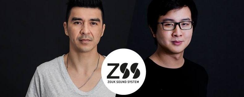 ZOUK SOUNDSYSTEM PRESENTS HONG & LINCEY
