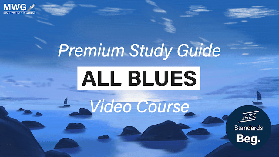 all blues study guide
