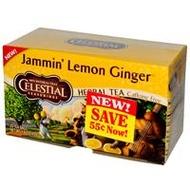 Jammin' Lemon Ginger from Celestial Seasonings