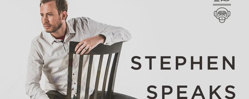 Stephen Speaks Live