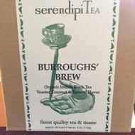 Burroughs' Brew (Black with coconut flavor) from SerendipiTea