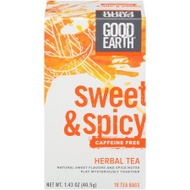 Sweet & Spicy - Caffeine Free from Good Earth