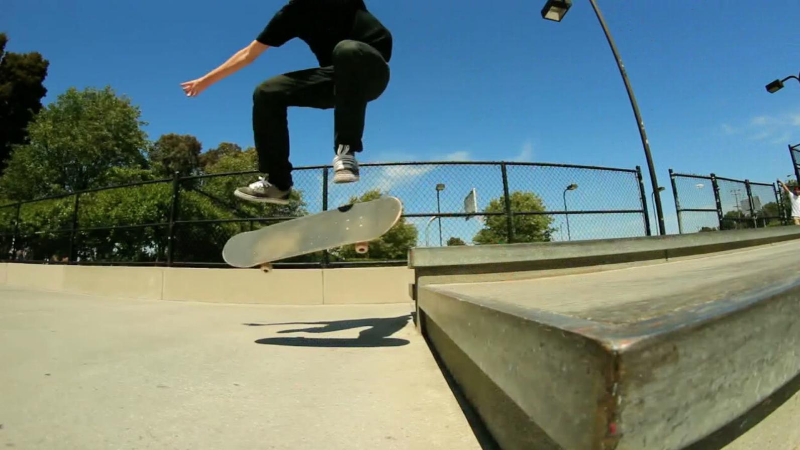 WORST SHOES AT THE PARK! - Braille Skateboarding ...