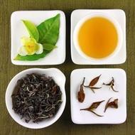 Oriental Beauty Supreme Oolong Tea, Lot 344 from Taiwan Tea Crafts
