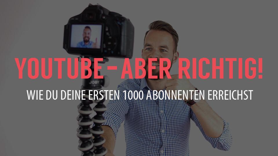 Youtube Aber Richtig Robert Gladitz