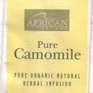 Pure Camomile from African Infusions