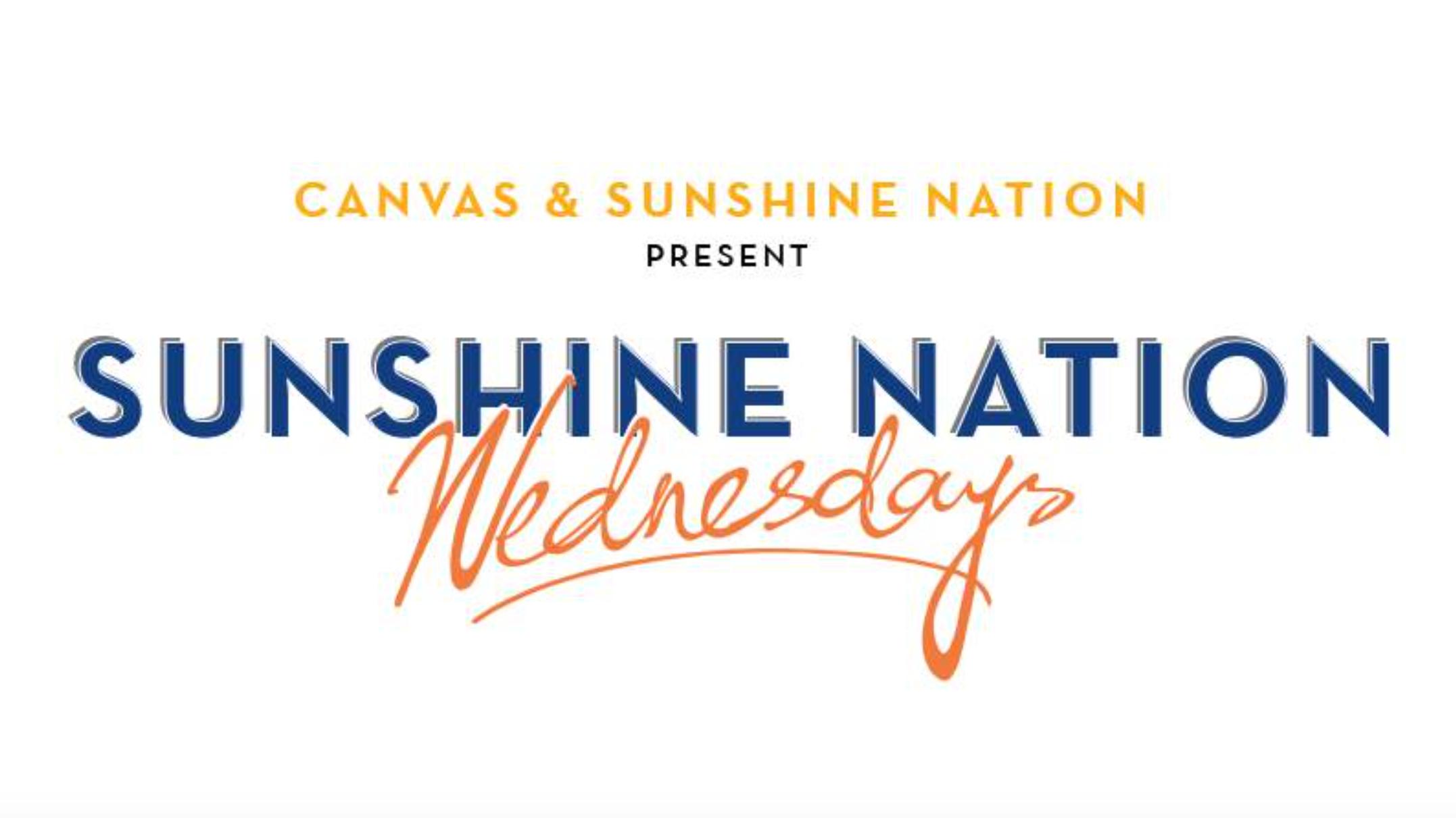 Sunshine Nation Wednesdays