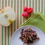 Organic Raspberry Apple from Divinitea