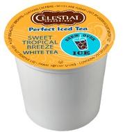 Sweet Tropical Breeze Iced White Tea K-Cup from Celestial Seasonings