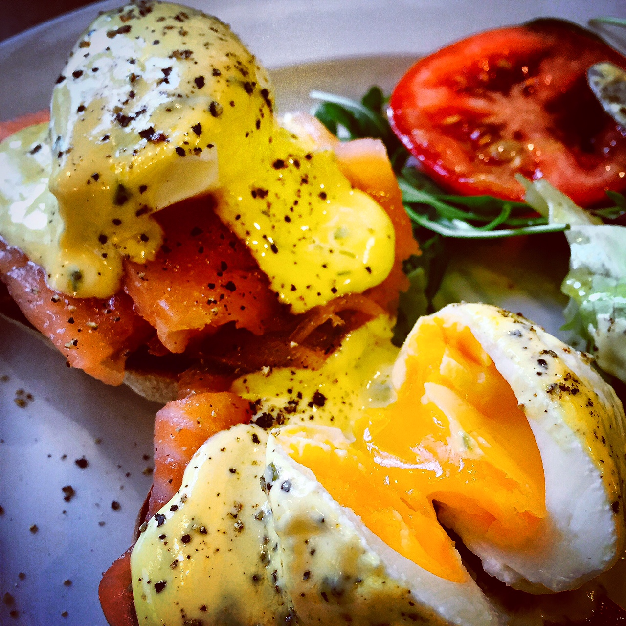 BREAKFAST AT CAFÉ ROUTE