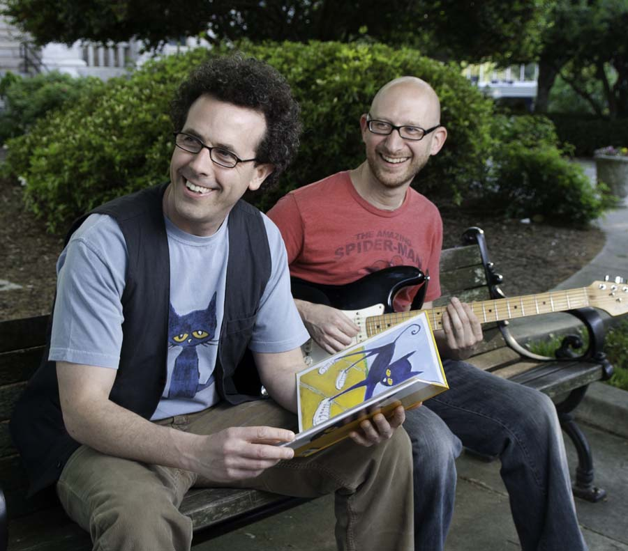 Eric Litwin and Michael Levine