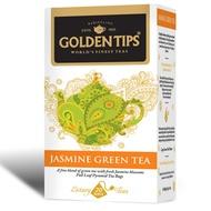 Jasmine Green Tea 20 Full Leaf Pyramid Tea Bags By Golden Tips Tea from Golden Tips Tea