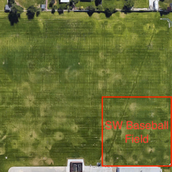 SW Baseball Field