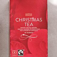 Christmas Tea from Marks & Spencer Tea