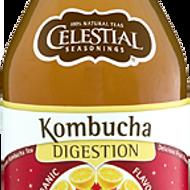 Meyer Lemon Ginger Kombucha (Digestion) from Celestial Seasonings